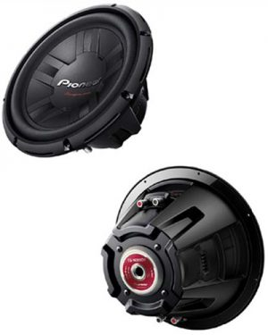 Pioneer TSW-311D4 12-Inch Subwoofer DUAL4