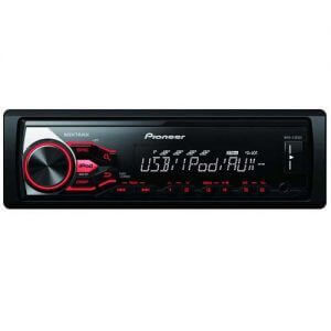Pioneer MVH-X185UI Car Stereo USB/AUX Player