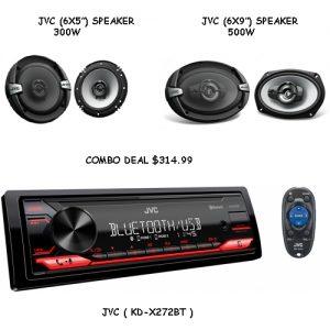 JVC CAR SOUND BUNDLE SALE $314.99